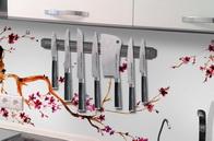 Держатель магнитный для стальных ножей Samura SMH01