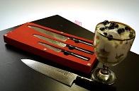 Набор из 3-х кухонных ножей Samura SD67-0220