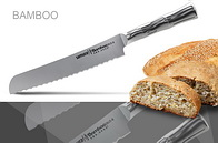 Нож кухонный для хлеба Samura Bamboo SBA-0055