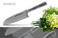 Нож кухонный Сантоку Samura Bamboo SBA-0093