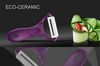 Овощечистка керамическая, фиолетовая Samura SCP-100VL