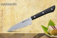Кухонный нож овощной SAMURA Harakiri SHR-0011B