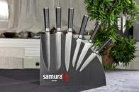 Набор из 6 кухонных стальных ножей Samura Mo-V SKM-007